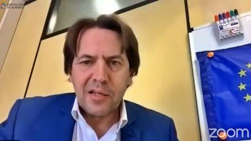 """Burgos: """"La agilidad del Gobierno andaluz permite que las empresas en ERTE ya puedan solicitar ayudas"""""""
