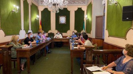 El Ayuntamiento de Berja celebra este lunes el Pleno de abril