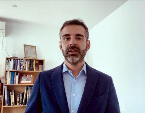 El alcalde de Almería se autodescarta para liderar el PP provincial