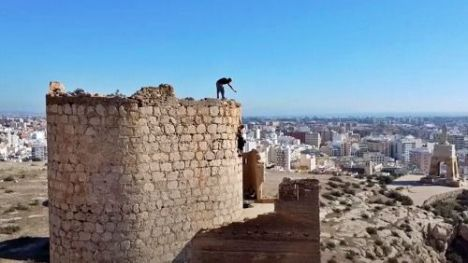 El Área de Promoción ofrece visitar el patrimonio histórico y cultural de Almería