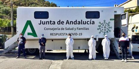 Salud cita esta semana a 1.998 almerienses para cribados de covid-19