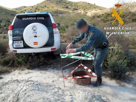 3.000 actuaciones y 57 detenidos por temas medioambientales en Almería en 2020
