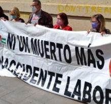 Campaña para prevenir caídas en altura en el Día Mundial de la Seguridad y Salud en el Trabajo