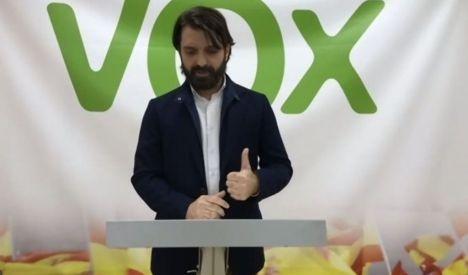 Vox pide una declaración institucional de Diputación ante los 'recortes' del Trasvase Tajo-Segura