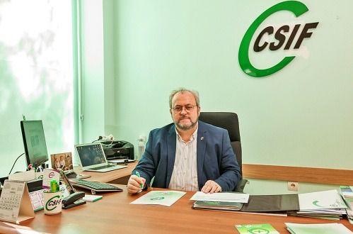 CSIF lamenta que la provincia esté a la cabeza nacional en el aumento del paro