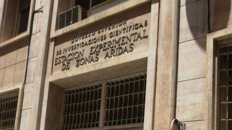 El Gobierno de Sánchez subasta el edificio de EEZA que el PSOE de Almería pidió que Rajoy cediera gratis al Ayuntamiento