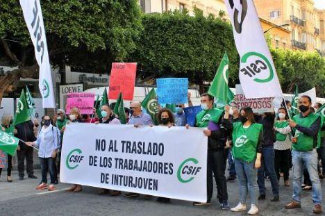 CSIF anuncia movilizaciones contra el sistema de contrataciones de la Junta