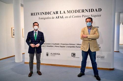 Prorrogada hasta el 30 de mayo la exposición 'Reivindicar la modernidad'