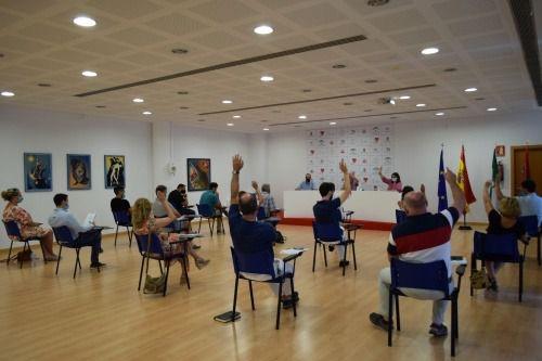 Las Mociones De Los Grupos Municipales Centran Los Debates Del Pleno de Vícar