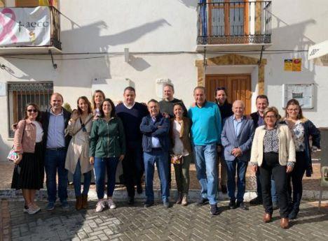 Ciudadanos Almería comienza a romperse por Tíjola