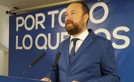 """Herrera: """"Con el PP en la Junta Almería tendrá más colegios y aulas bioclimatizadas"""""""