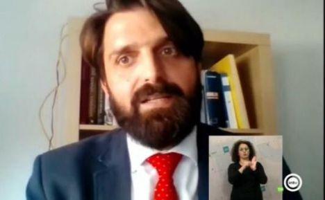 Vox no logra apoyo del PP para posicionar Almería en internet