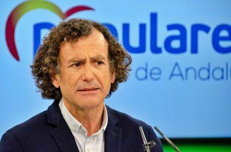 El PP recoge firmas en Andalucía y llevará PNL al Parlamento contra los indultos