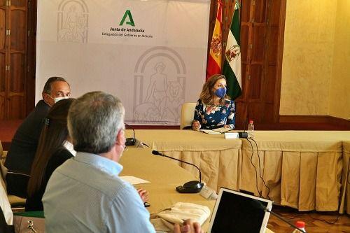 Almería afronta su segunda semana con todos sus distritos abiertos