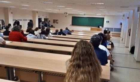 UAL modifica el reglamento de evaluación del próximo curso