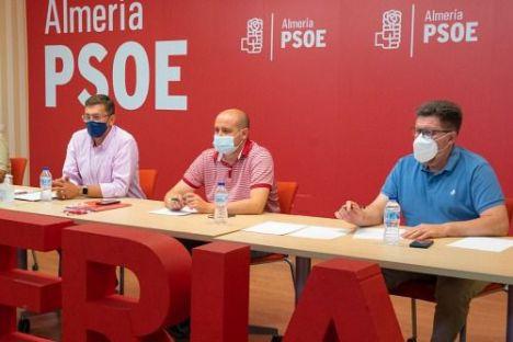 4.500 socialistas almerienses podrán votar en las primarias del domingo