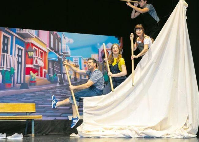 El Teatro Aficionado Se Cita En Vícar Con La Actividad Respirando Teatro
