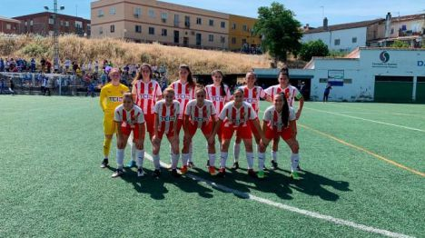 El Almería femenino se queda en primera