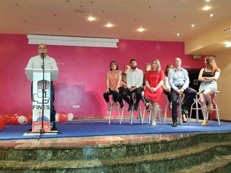 El PSOE de Fines pide un pleno extraordinario por el caso mascarillas