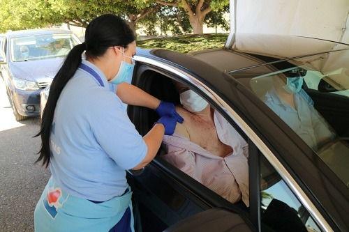 La Junta recomienda la vacunación en el sitio de residencia habitual