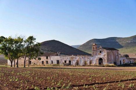 Amigos de la Alcazaba felicita a Diputación por el Cortijo del Fraile
