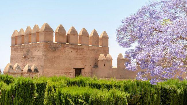 La Filmoteca de Andalucía proyecta 'Forajidos' en la Alcazaba