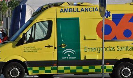 Fallece una niña de cinco años atropellada en Roquetas de Mar