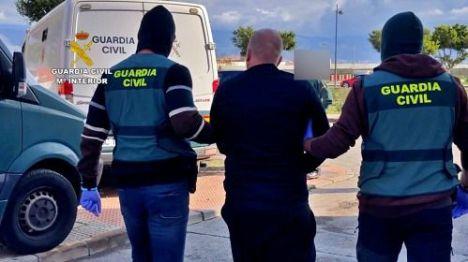Halladas en Almería más de cinco toneladas y media de marihuana envasada