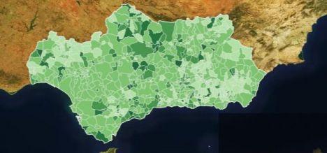336 contagios en Almería y una incidencia de 246