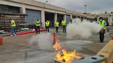 CSIF espera los 230 bomberos almerienses se beneficien de la Ley de Gestión de Emergencias
