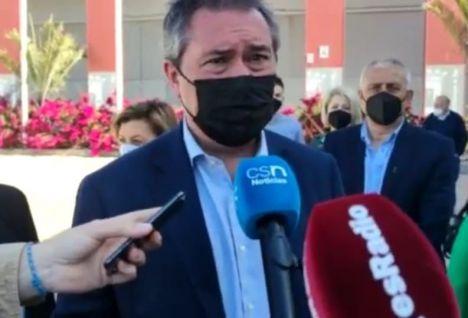 Espadas ya es secretario general del PSOE-A
