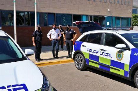 La Policía Local de El Ejido intensifica la vigilancia en zonas de ocio