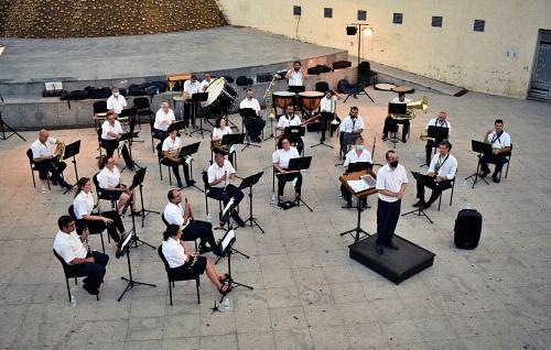 La Banda Municipal se despide el jueves del Anfiteatro con 'Fantasía en la zarzuela'