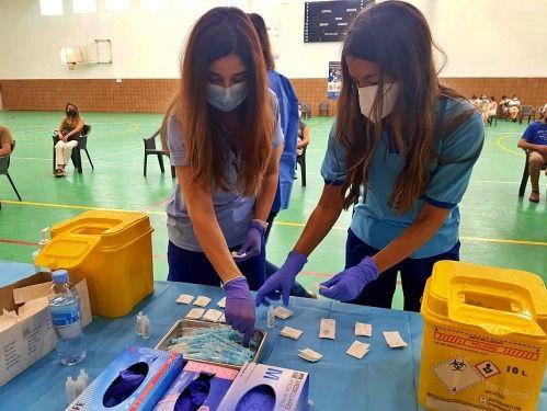 358 contagios y un fallecido por covid-19 en Almería