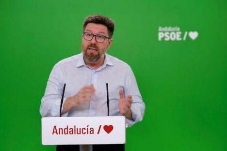 El PSOE reclama al Gobierno andaluz otra carretera al puerto comercial de Garrucha desde la A-7