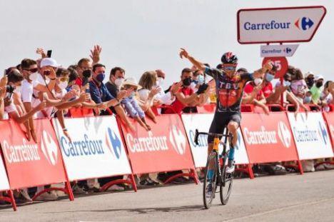 El pelotón de La Vuelta Ciclista a España saldrá de Roquetas
