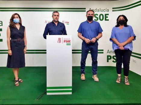 El PSOE pide las dimisiones de Javier Aureliano García y de Fernando Giménez
