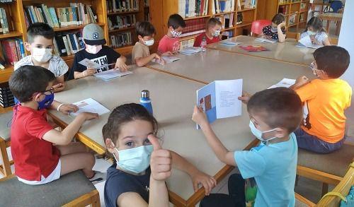 Gran Aceptación De Las Actividades De Verano En Las Bibliotecas De Vícar