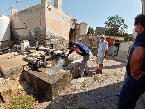Ciudadanos critica que los regantes tenga que pagar agua 'a precio de gasolina'