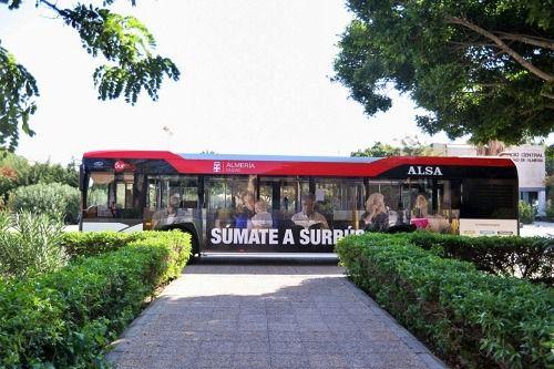 Las líneas metropolitanas reactivan sus servicios a la UAL el miércoles