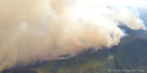 CSIF lamenta el fallecimiento del bombero forestal
