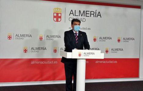 Cs reprueba que Almería sea la única capital andaluza sin la calificación de 'Municipio Joven'