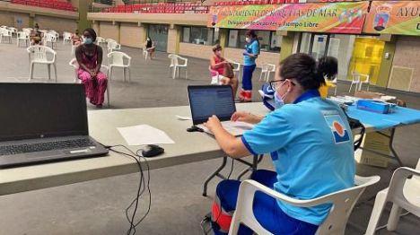 Almería lleva 9 días sin fallecidos por covid-19 pero suma 79 contagios