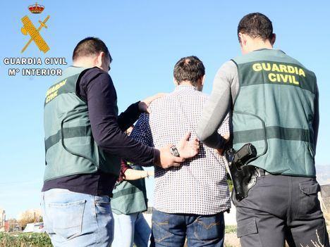 Detenido el presunto responsable de un apuñalamiento en Oria