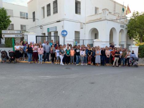 El Ayuntamiento de Dalías y Ampa exigen a la Junta