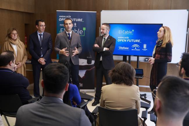 Cuatro nuevas empresas de base tecnológica incorporadas a 'El Cable'