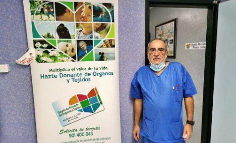Torrecárdenas registra una donación múltiple de órganos
