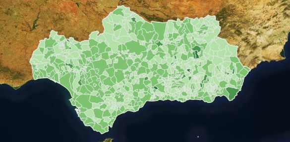 38 contagios de covid-19 en Almería y no hay más fallecidos