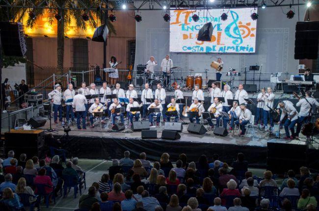 La música de Almenara sonará el martes a beneficio del Teléfono de la Esperanza