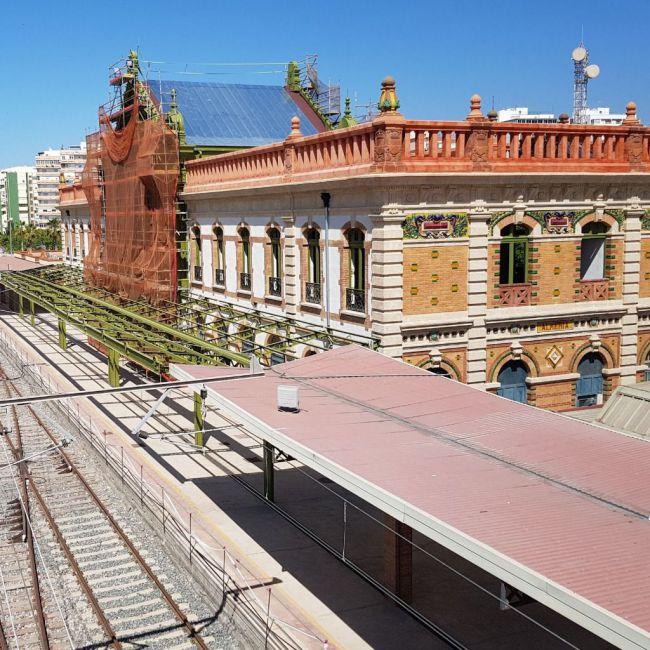 Estas son las condiciones del Gobierno para ceder al Ayuntamiento la antigua Estación